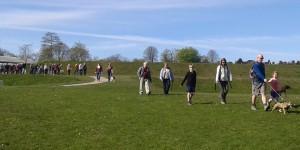 Boundary Walk @ Goldsmiths Recreation Ground | United Kingdom