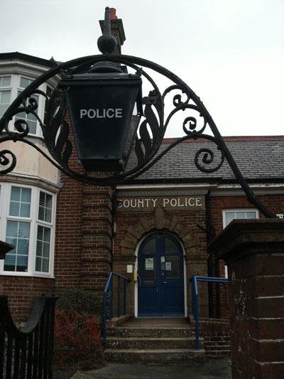 Crowborough-Police-Station