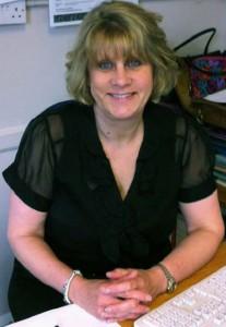 Caroline Mack, Chief Executive, Wealden Citizens Advice