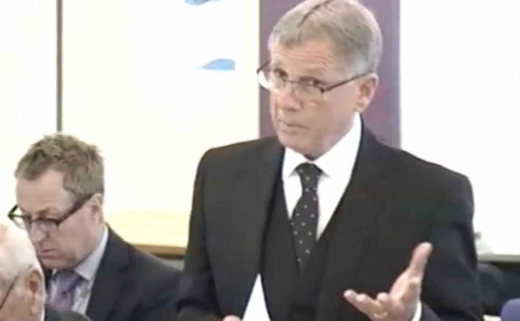 Cllr David Elkin, Lead Cabinet Member for Resources