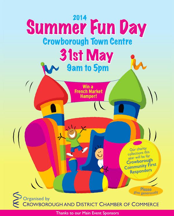 Crowborough Fun Day