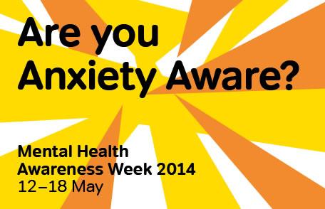 Mental Health Awareness Week 2014