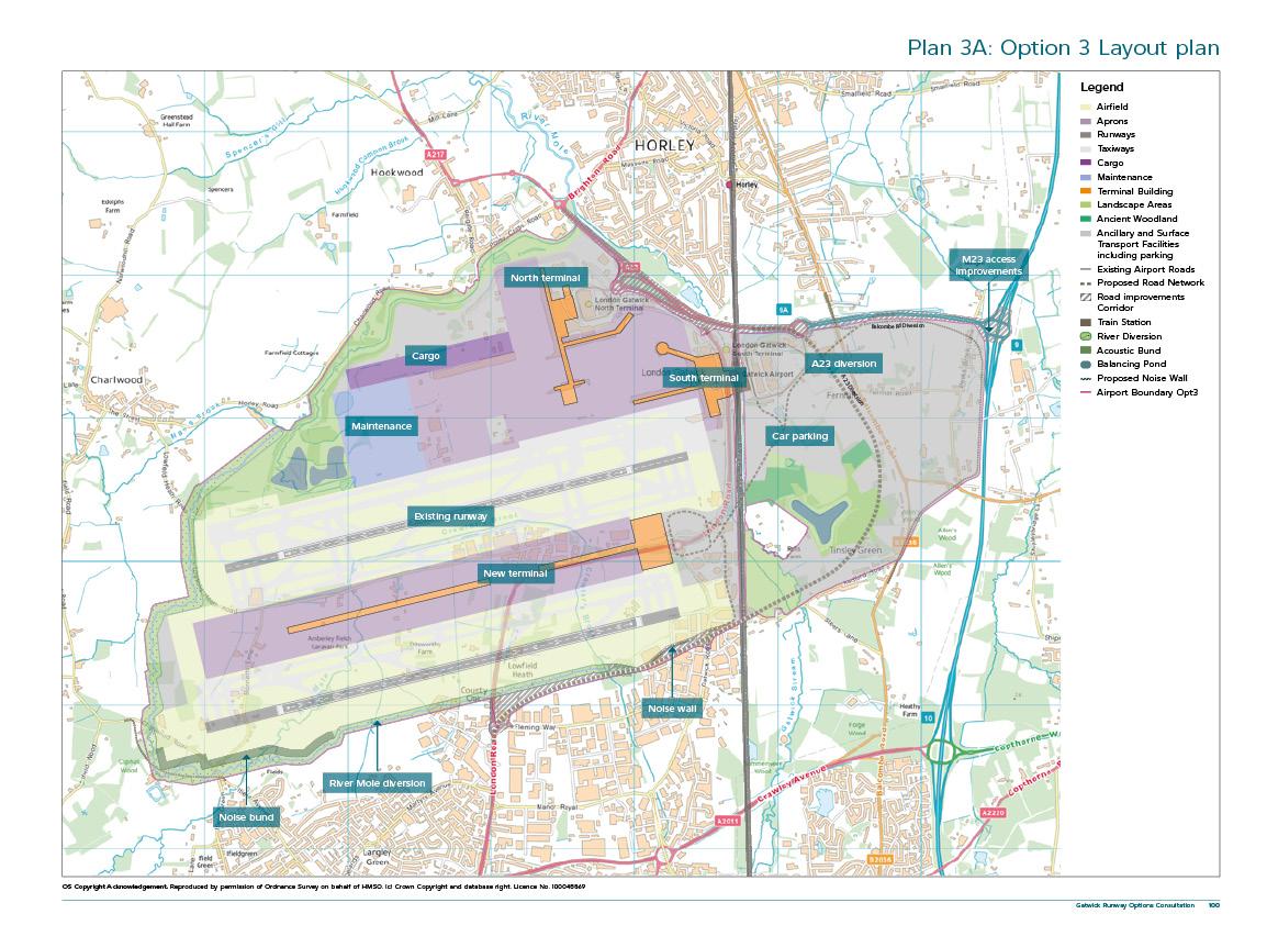 Gatwick A Plans - Translucent - 3
