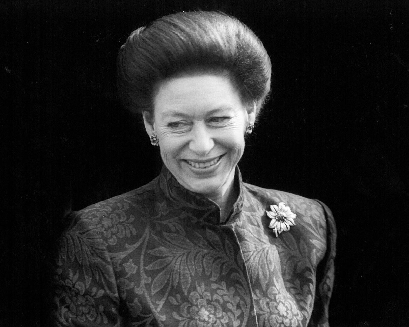 HRH-Princess-Margaret-1981