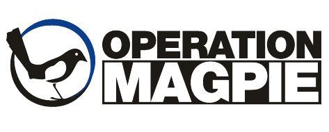 Opweration Magpie logo