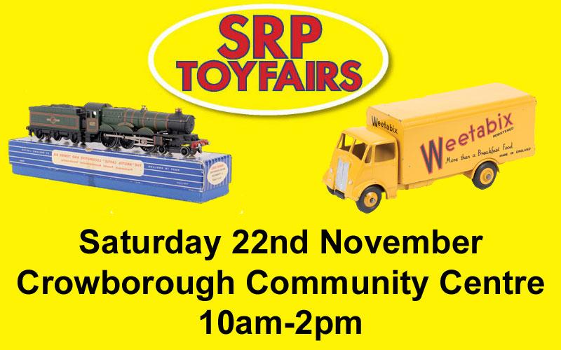 Toy and Train Fair Crowborough