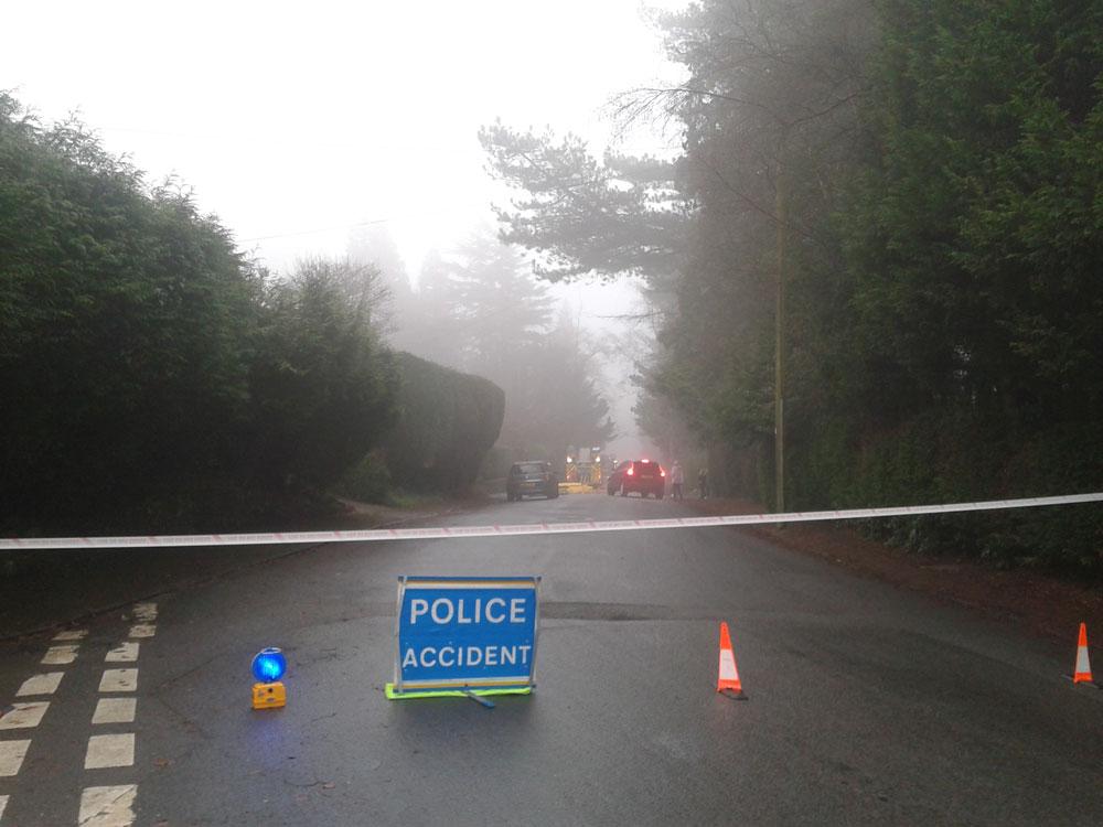 rannock-road-closed