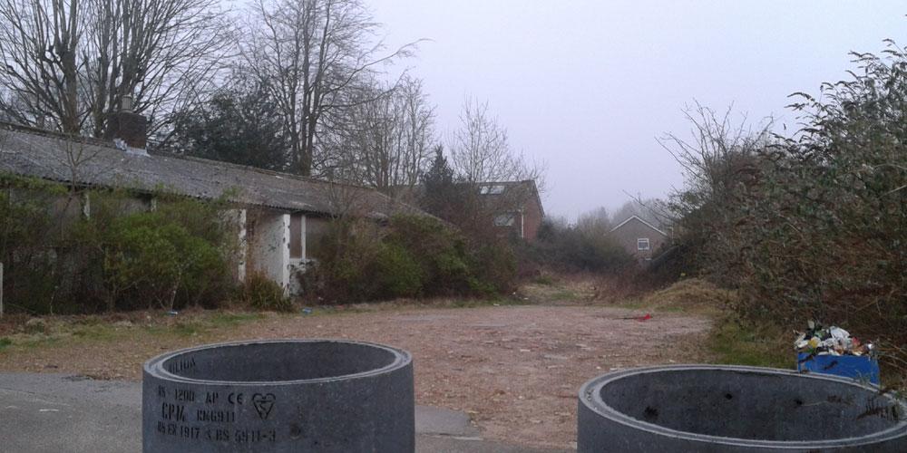Photo School Lane Crowborough