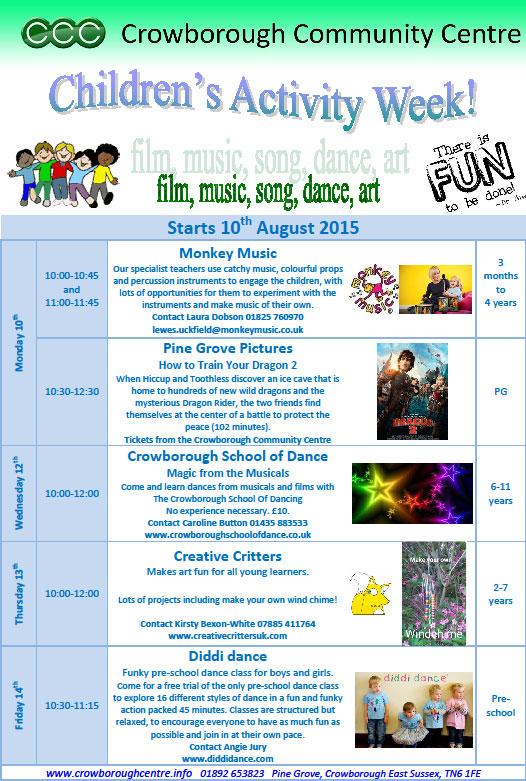 Children-Activity-Week