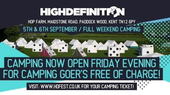 High Definition Hop farm