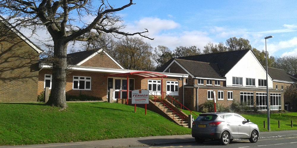 Fermor Primary School Crowborough