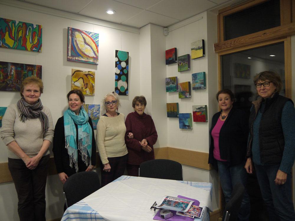 New exhibition 'Adventures in Colour' at Crowborough ...