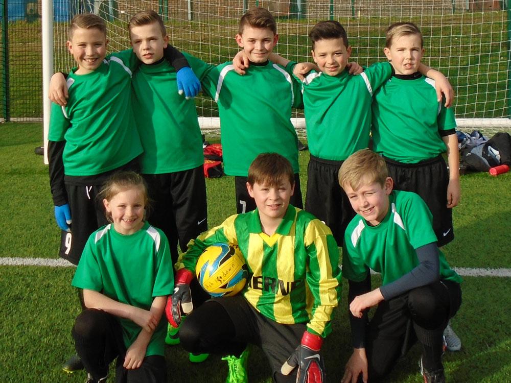 Ashdown-School-U11-team
