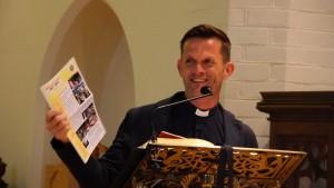 Reverend Steve Rees All Saints Church