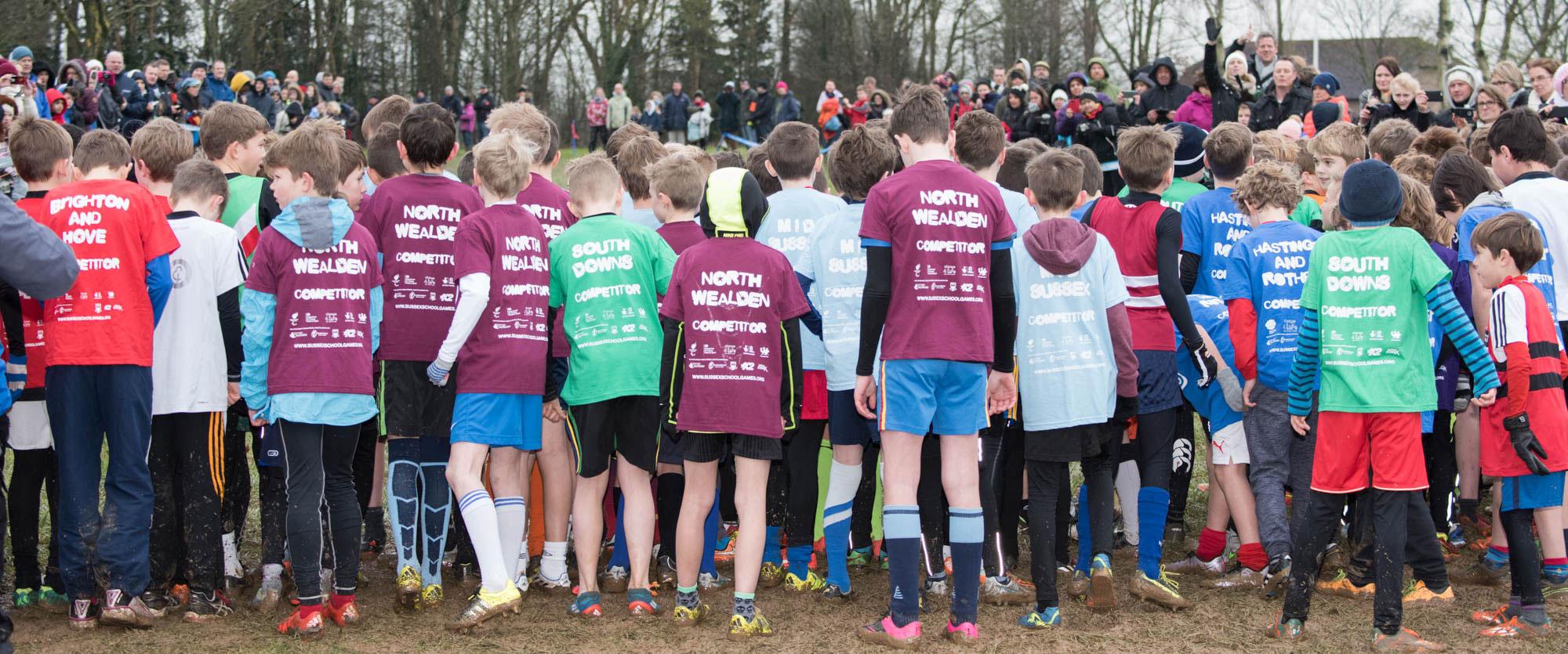 Sussex Primary Schools Cross Country 2016 Boys