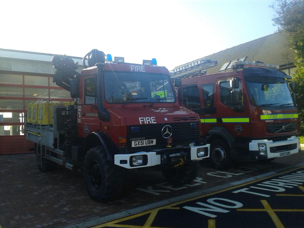 Crowborough-Fire-Appliances