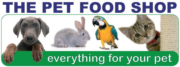 Pet Food Shop logo