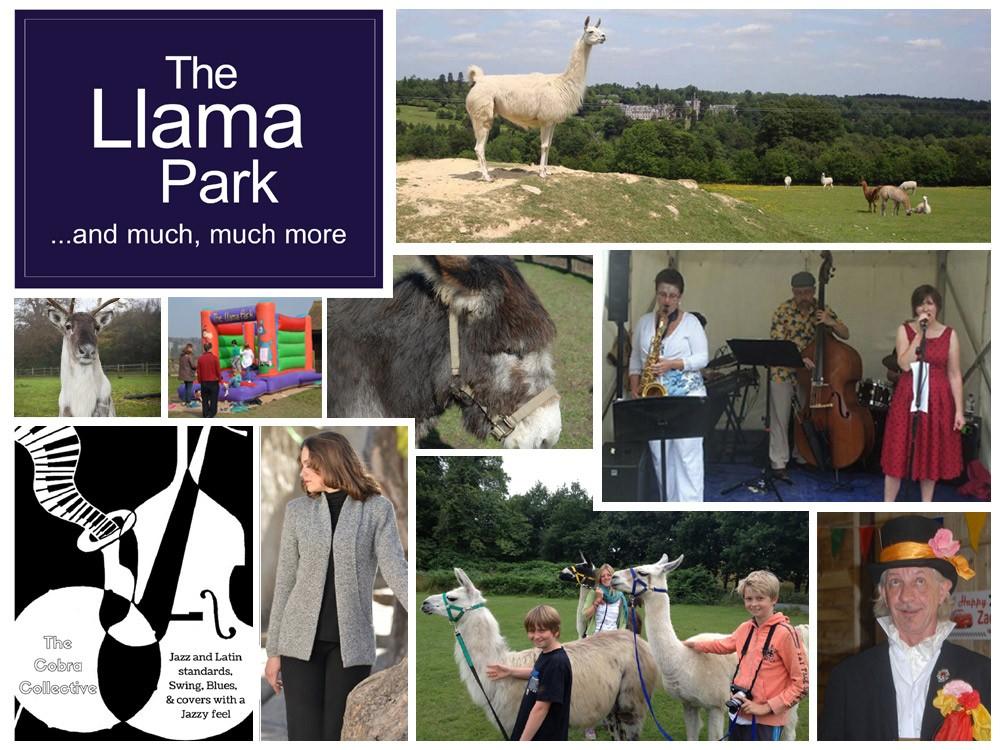 The Llama Park