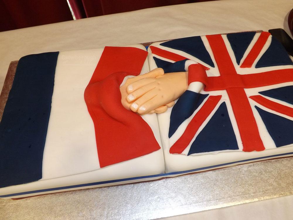 Tricolore-Union-Jack-Cake