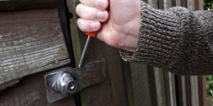 Shed Break In Burglary