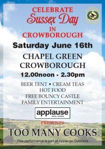 Sussex Day @ Chapel Green | Crowborough | United Kingdom