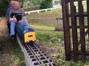 Crowborough Miniature Railway @ Goldsmiths Recreation Ground | United Kingdom