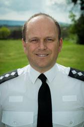 Wealden Commander Ch Insp Gary Pike