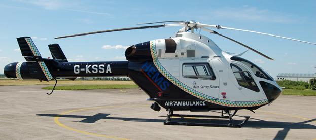 Kent, Surrey & Sussex Air Ambulance