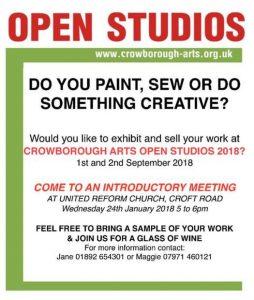 Open Studios @ United Church | England | United Kingdom