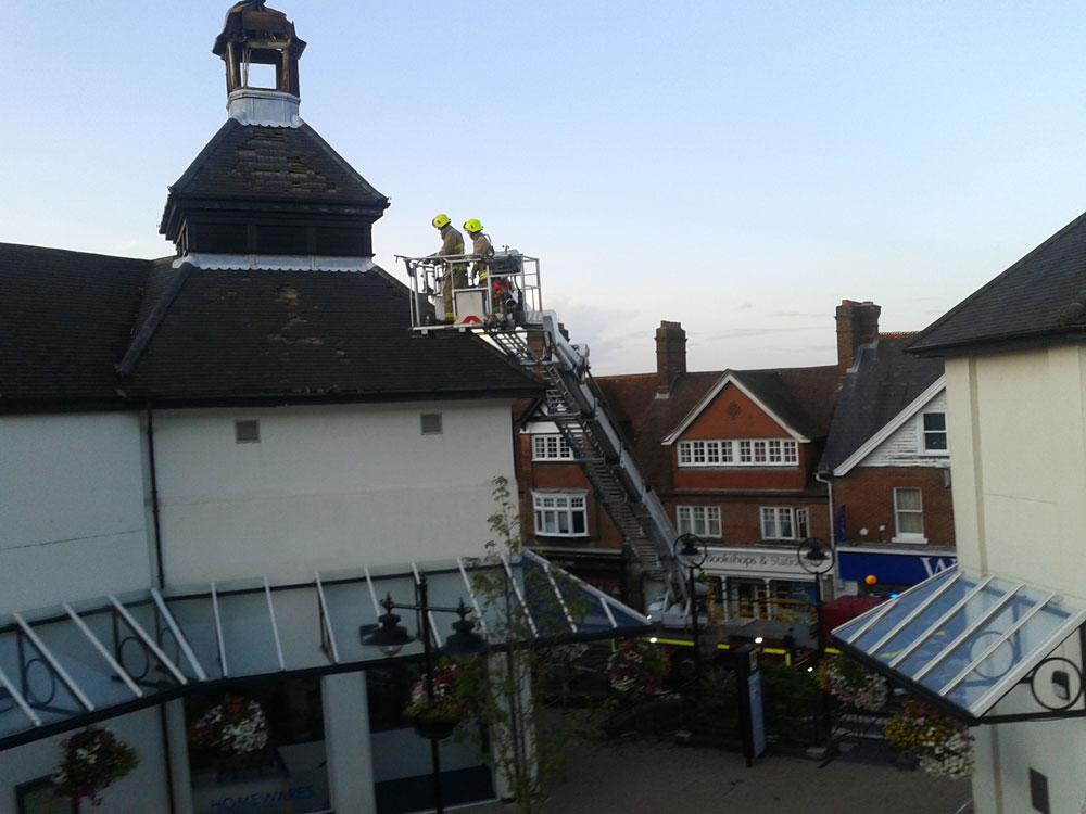 aerial-ladder