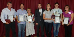 Crowborough & District Chamber of Commerce Business Award Winners 2014
