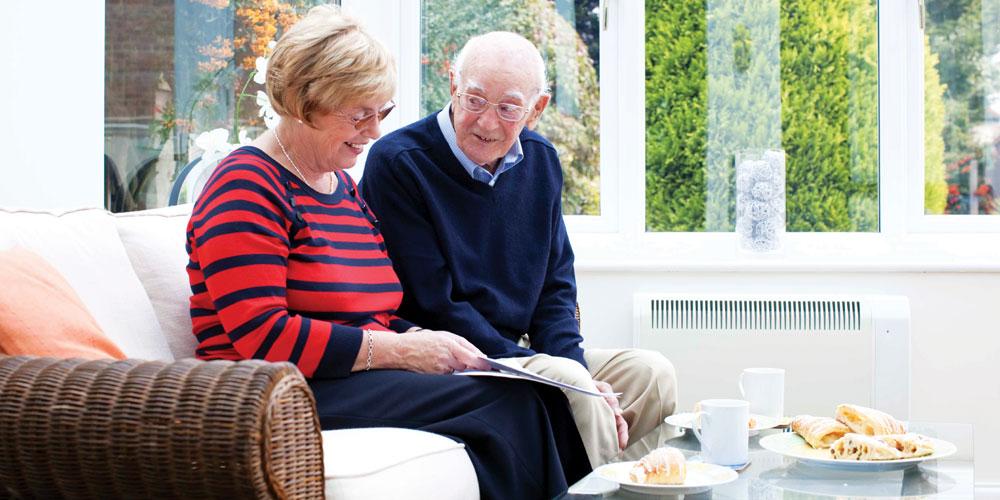 Age Concern East Sussex befriending scheme