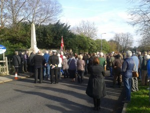 Remembrance Services in Crowborough @ Crowborough War Memorial | Crowborough | United Kingdom