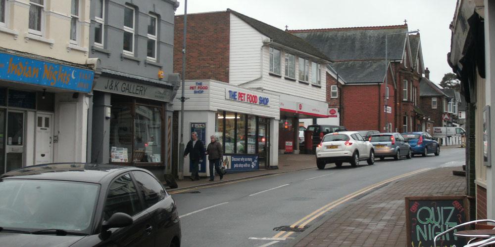 Croft Road Crowborough