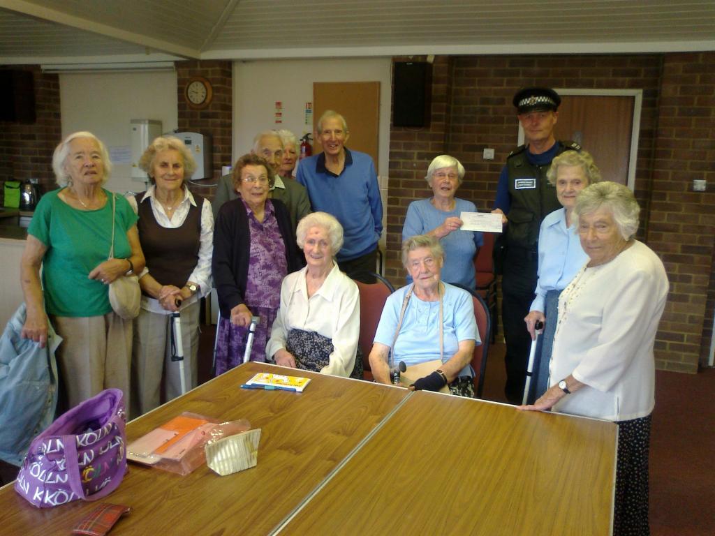 Crowborough Social Group