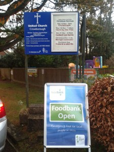 Food-Bank-Open-Sign