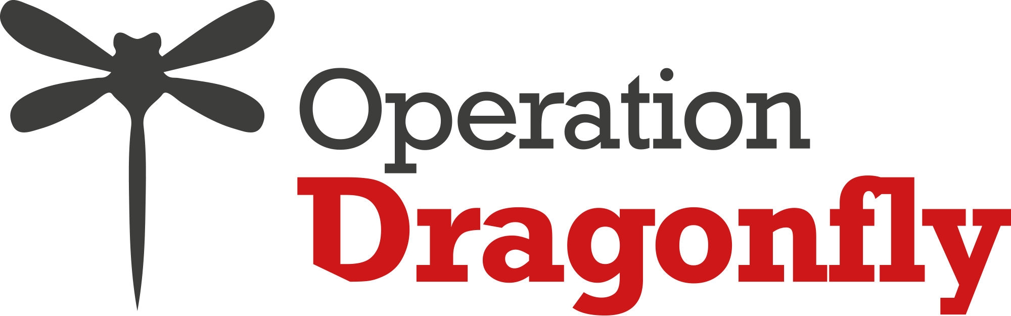 Sussex Police Operation Dragonfly logo