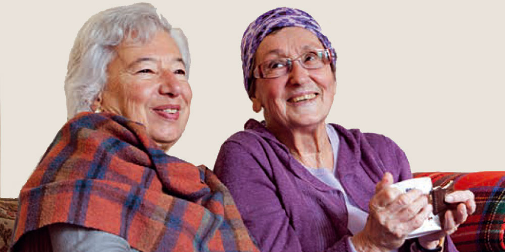 Age UK Winter Wrapped Up: A guide to keeping warm and well this winter
