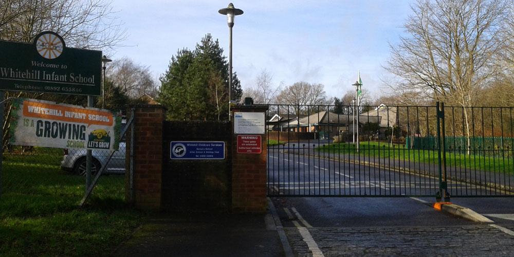 Whitehill Infants School Crowborough
