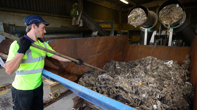 Over 2 000 Tons Of Wet Wipes And Similar Blockages Removed