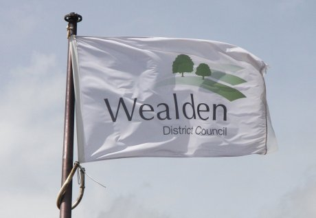 Support from Wealden District Council
