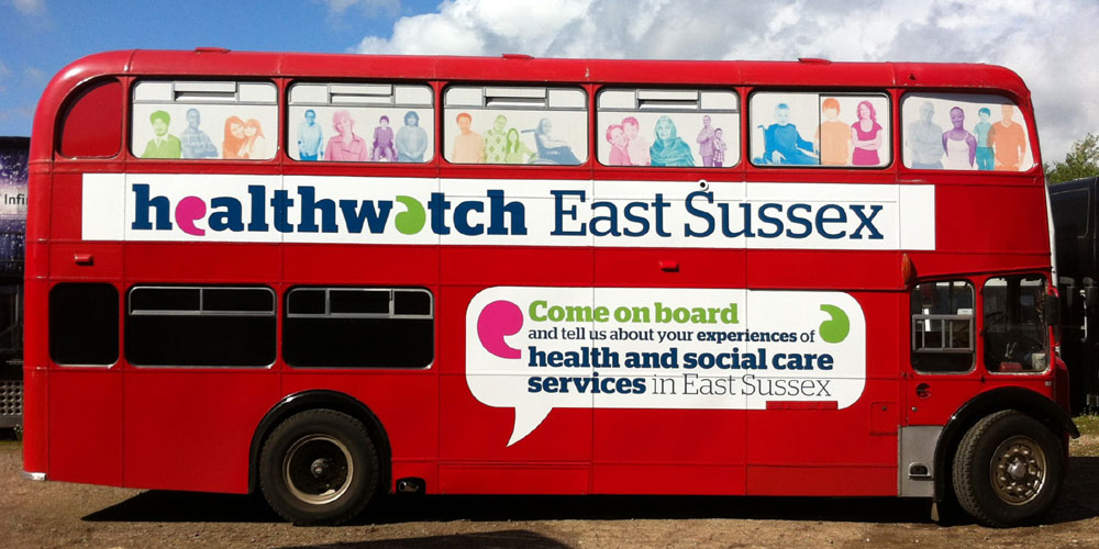 Survey on Patient Transport Services in Sussex
