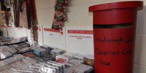 1st Crowborough Scouts Christmas Card Delivery Service