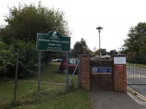 Ashdown Primary School (formerly Whitehill Infant School)