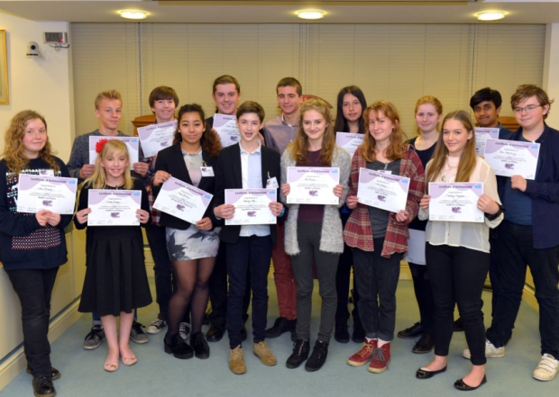East Sussex Youth Cabinet