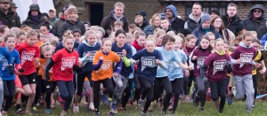 Sussex Primary Schools Cross Country 2016