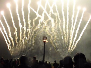 Grand Fireworks Display @ Goldsmiths Recreation Ground | England | United Kingdom