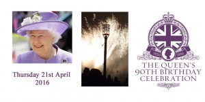 Her Magesty The Queen's 90th Birthday Crowborough beacon