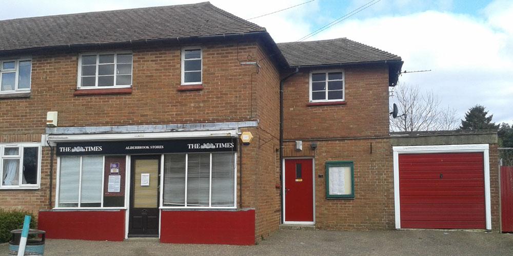Alderbrook Stores 42 Aldervale Cottages planning Community Hub