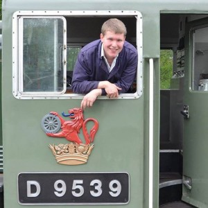 New General Manager for Spa Valley Railway Jonnie Wesson